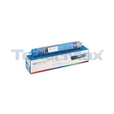 MEDIA SCIENCES TONER CARTRIDGE CYAN HY FOR XEROX PHASER 6300
